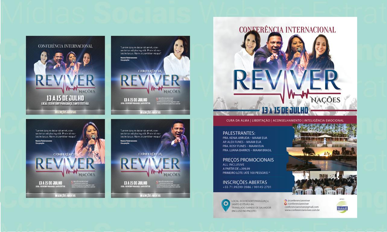 Reviver Nações